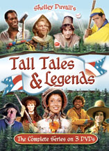 TALL TALES AND LEGENDS: JOHNNY APPLESEED cover image