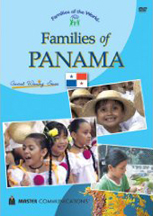 FAMILIES OF PANAMA cover image