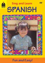 SING AND LEARN SPANISH cover image