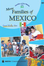 MORE FAMILIES OF MEXICO cover image