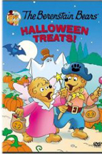 BERENSTAIN BEARS, THE: HALLOWEEN TREATS cover image