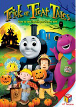 HIT FAVORITES: TRICK OR TREAT TALES cover image