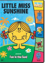 LITTLE MISS SUNSHINE PRESENTS: FUN IN THE SUN! cover image