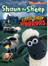 SHAUN THE SHEEP: LITTLE SHEEP OF HORRORS cover image