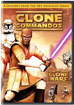 STAR WARS: THE CLONE WARS - CLONE COMMANDOS cover image