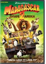MADAGASCAR -  ESCAPE 2 AFRICA cover image