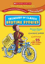 TREASURY OF CLASSIC BEDTIME STORIES cover image