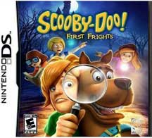 SCOOBY-DOO!: FIRST FRIGHTS (NINTENDO DS)