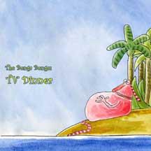 BONGA BONGAS, TV DINNER, THE cover image