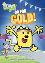 WOW! WOW! WUBBZY!: GO FOR GOLD! cover image
