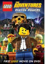 LEGO: THE ADVENTURES OF CLUTCH POWERS cover image