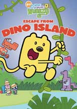 WOW! WOW! WUBBZY!: ESCAPE FROM DINO ISLAND cover image