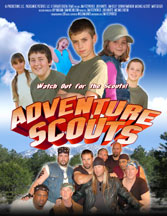 ADVENTURE SCOUTS cover image