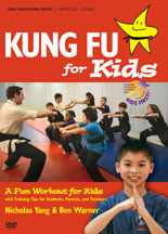 KUNG FU FOR KIDS cover image