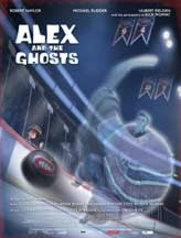 ALEX AND THE GHOSTS cover image