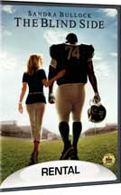 BLIND SIDE, THE cover image