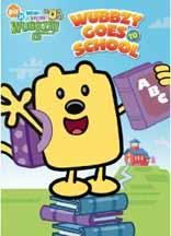 WOW! WOW! WUBBZY!: WUBBZY GOES TO SCHOOL cover image