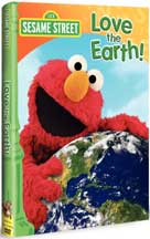 SESAME STREET: LOVE THE EARTH cover image