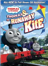 THOMAS & FRIENDS: THE RUNAWAY KITE cover image