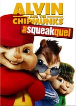 ALVIN AND THE CHIPMUNKS: THE SQUEAKQUEL cover image