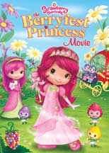 STRAWBERRY SHORTCAKE: THE BERRYFEST PRINCESS MOVIE cover image