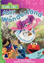 SESAME STREET: ABBY IN WONDERLAND (2010) cover image