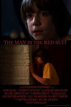 MAN IN THE RED SUIT, THE cover image