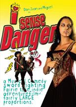 I SENSE DANGER cover image
