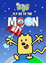WOW! WOW! WUBBZY!: FLY US TO THE MOON cover image