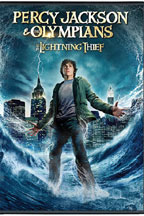 PERCY JACKSON: THE LIGHTNING THIEF cover image