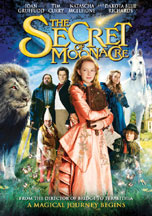 SECRET OF MOONACRE, THE cover image