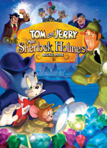 TOM &  JERRY MEET SHERLOCK HOLMES cover image