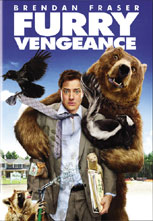 FURRY VENGEANCE cover image