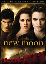 TWILIGHT SAGA, THE: NEW MOON cover image