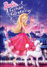 BARBIE: A FASHION FAIRYTALE cover image
