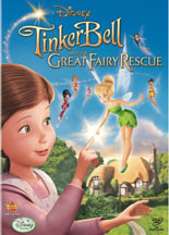 TINKER BELL AND THE GREAT FAIRY RESCUE cover image