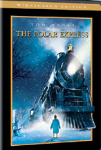 POLAR EXPRESS, THE (BLU-RAY 3D) cover image
