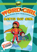 WORDGIRL: EARTH DAY GIRL cover image
