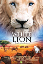 WHITE LION cover image