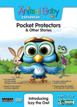 WILD ANIMAL BABY EXPLORERS: POCKET PROTECTORS & OTHER STORIES cover image