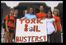 BEYOND GREEN: TOXIC SOIL BUSTERS cover image