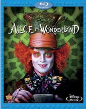 ALICE IN WONDERLAND (2010) cover image