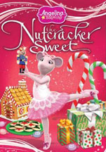 ANGELINA BALLERINA: THE NUTCRACKER SWEET cover image