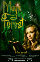 MAGIC IN THE FOREST cover image