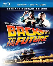 BACK TO THE FUTURE: 25TH ANNIVERSARY TRILOGY (BLU-RAY) cover image