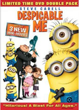 DESPICABLE ME cover image
