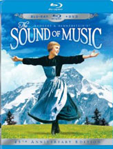 SOUND OF MUSIC, THE (BLU-RAY) cover image
