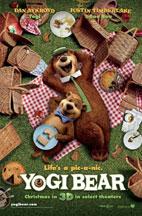YOGI BEAR (BLU-RAY/DVD COMBO) cover image