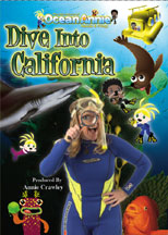 ADVENTURES OF OCEAN ANNIE: DIVE INTO CALIFORNIA cover image