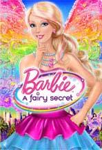 BARBIE: A FAIRY SECRET cover image